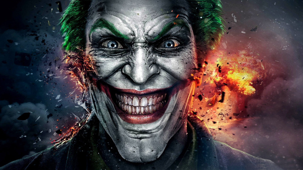 The Joker – the agent of chaos