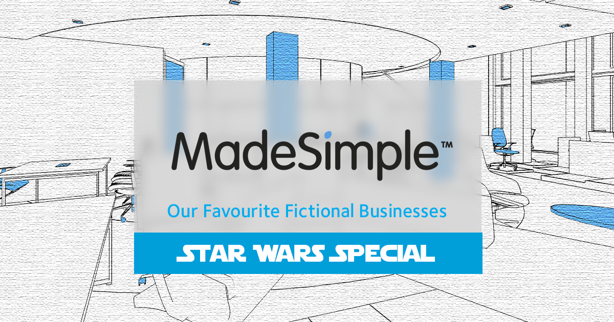 Favourite Fictional Businesses – The Star Wars Universe / Made Simple