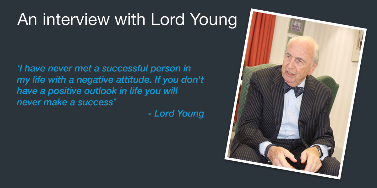 An Interview with Lord Young – Part One / Made Simple