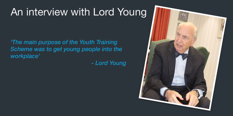 An Interview with Lord Young – Part Three / Made Simple